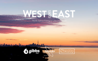 West Goes East : Pacific Salmon Fishing on Lake Ontario